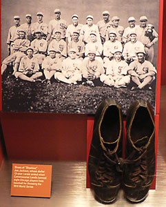 Shoeless Joe Jackson's Shoes