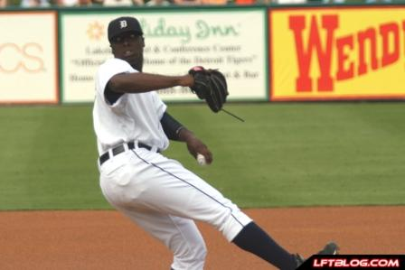 Dontrelle's Spring Training Debut