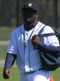 Fernando Rodney and his alligator tooth cr- Roger DeWitt