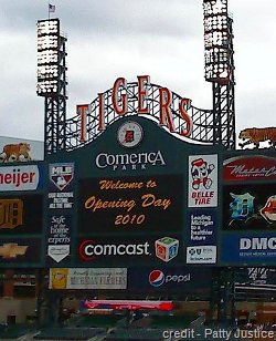 Post image for Comerica Park Version 2010