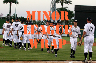 Post image for Tigers Minor League Wrap – 4.10.2010