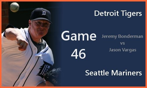 Post image for Game 2010.046: Tigers at Mariners