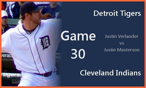 Post image for Game 2010.030: Tigers at Indians Redux
