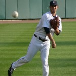 Porcello warms up