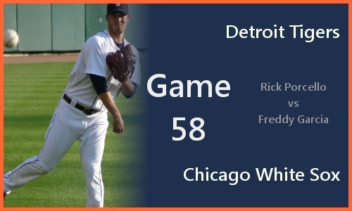 Post image for Game 2010.058: Tigers at White Sox