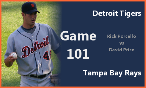 Post image for Game 2010.101: Tigers at Rays
