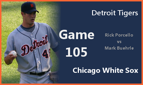 Post image for Game 2010.105: White Sox at Tigers
