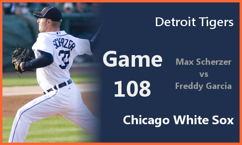Post image for Game 2010.108: White Sox at Tigers
