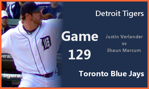 Post image for Game 2010.129: Tigers at Blue Jays