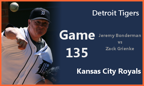 Post image for Game 2010.135: Tigers at Royals
