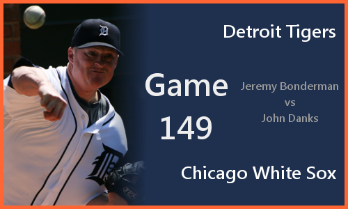 Post image for Game 2010.149: Tigers at White Sox