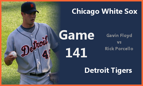 Post image for Game 2010.141: White Sox at Tigers