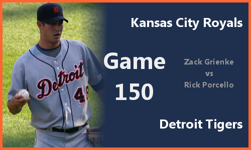 Post image for Game 2010.150: Royals at Tigers