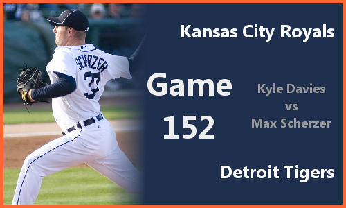 Post image for Game 2010.152: Royals at Tigers