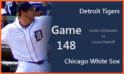 Post image for Game 2010.148: Tigers at White Sox