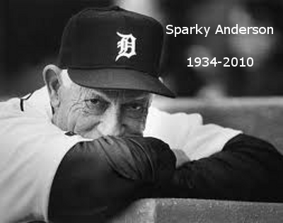 Post image for Sparky Anderson Passes Away