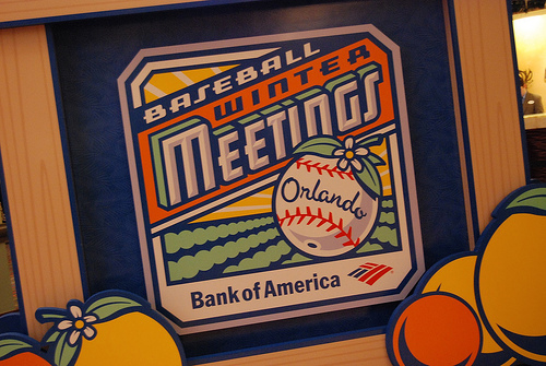 Post image for 2010 Winter Meetings: Day 1