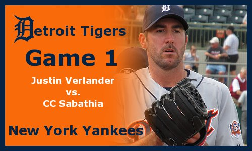 Post image for Game 2011.1: Tigers at Yankees.  For lo, the winter is past…