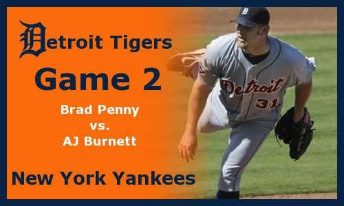Post image for Game 2011.2: Tigers at Yankees