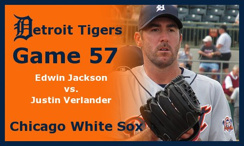 Post image for Game 2011.57:  Tigers at White Sox