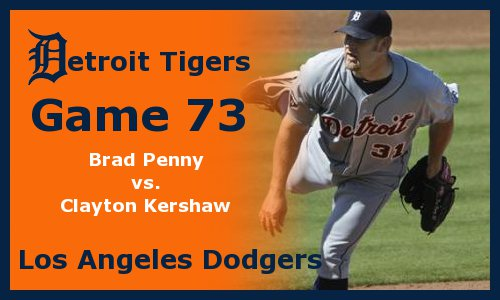 Post image for Game 2011.73: Tigers at Dodgers