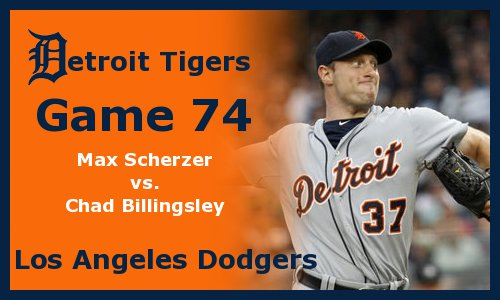 Post image for Game 2011.74: Tigers at Dodgers