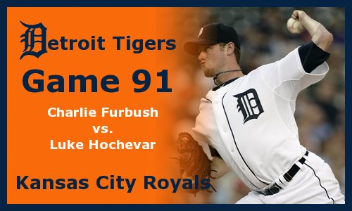 Post image for Game 2011.91:  Tigers at Royals