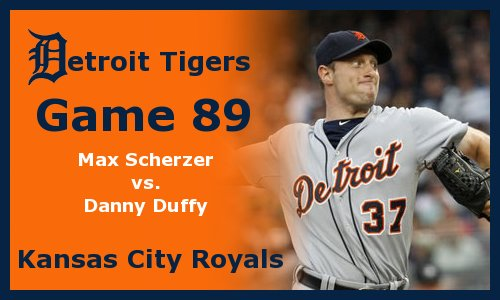 Post image for Game 2011.89:  Tigers at Royals