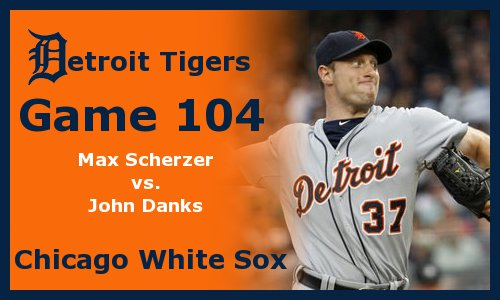 Post image for Game 2011.104: Tigers at White Sox