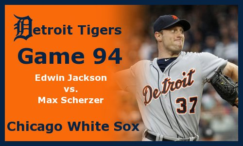 Post image for Game 2011.94: White Sox at Tigers