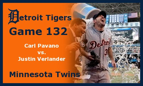 Post image for Game 2011.132:  Tigers at Twins