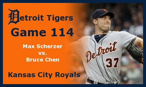 Post image for Game 2011.114:  Tigers at Royals