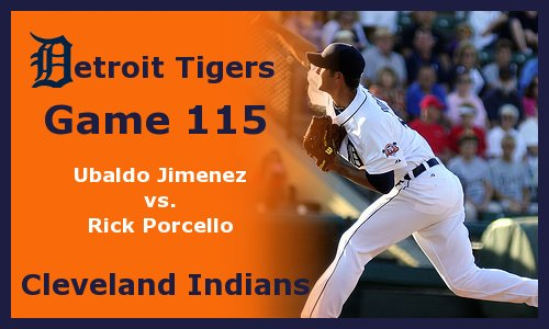 Post image for Game 2011.116:  Tigers at Indians