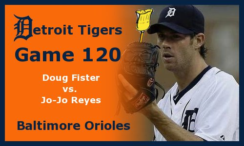 Post image for Game 2011.120: Tigers at Orioles