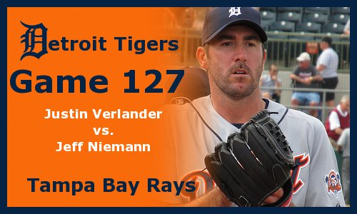 Post image for Game 2011.127: Tigers at Rays