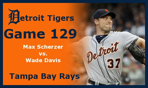 Post image for Game 2011.129: Tigers at Rays