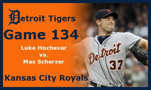 Post image for Game 2011.134: Royals at Tigers