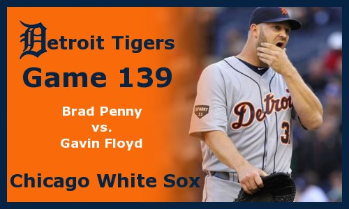 Post image for Game 2011.139:  White Sox at Tigers