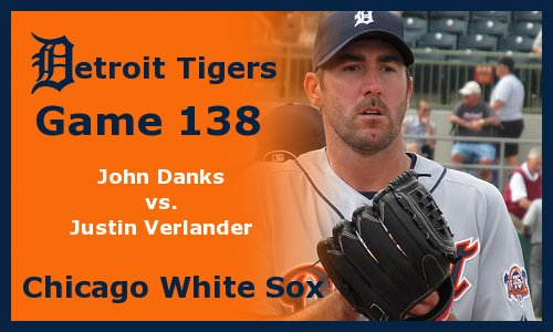 Post image for Game 2011.138:  White Sox at Tigers