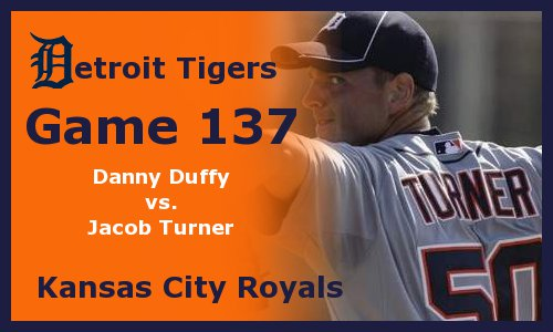Post image for Game 2011.137: Royals at Tigers
