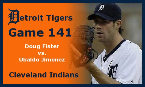 Post image for Game 2011.141: Tigers at Indians