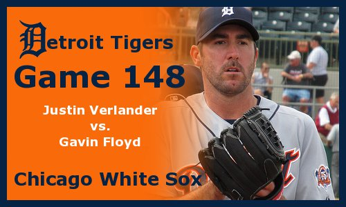 Post image for Game 2011.148: Tigers at White Sox