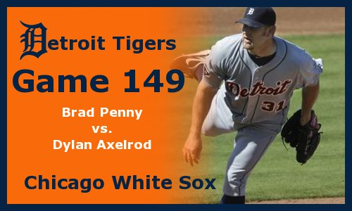 Post image for Game 2011.149: Tigers at White Sox