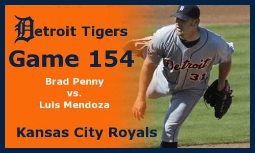 Post image for Game 2011.154: Tigers at KC