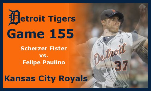 Post image for Game 2011.155: Tigers at Kansas City