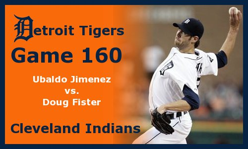 Post image for Game 2011.160: Indians at Tigers