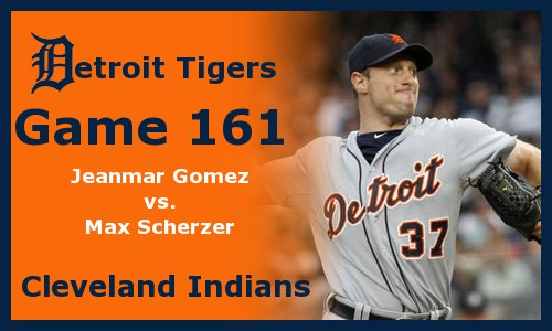 Post image for Game 2011.161: Indians at Tigers