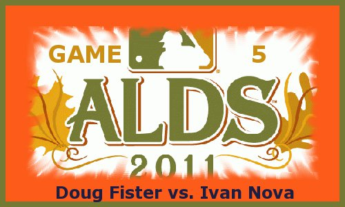 Post image for Game 2011 Playoffs.5:  Tigers at Yankees