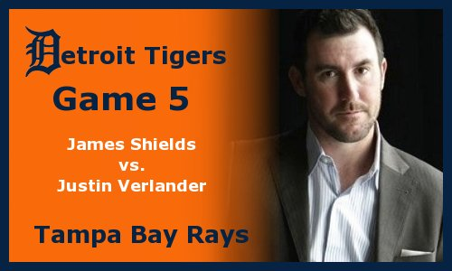 Post image for Game 2102.5: Rays at Tigers