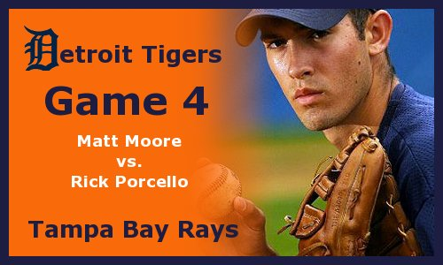 Post image for Game 2102.4: Rays at Tigers